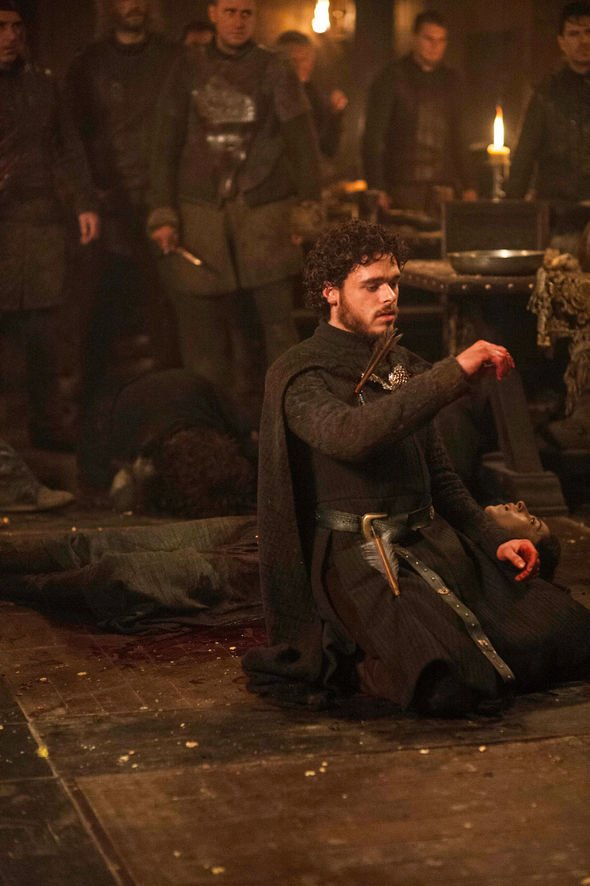 Game of Thrones: Robb Stark reveals why he was 'thankful ...