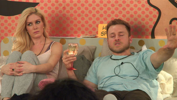 Heidi and Spencer Pratt CBB