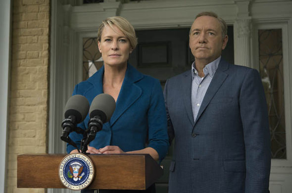 House of Cards: Frank and Claire