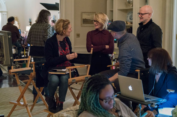 House of Cards behind the scenes