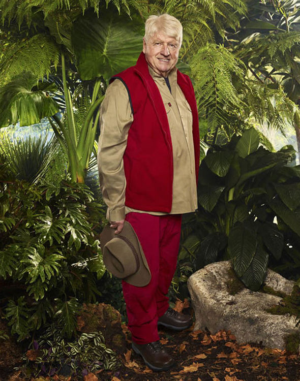 I'm A Celebrity 2017 stars evacuated camp ITV