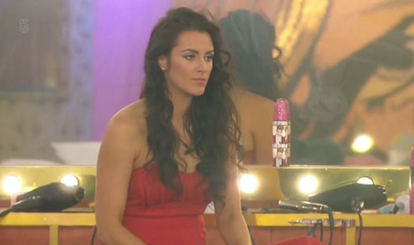 Jessica Cunningham Celebrity Big Brother