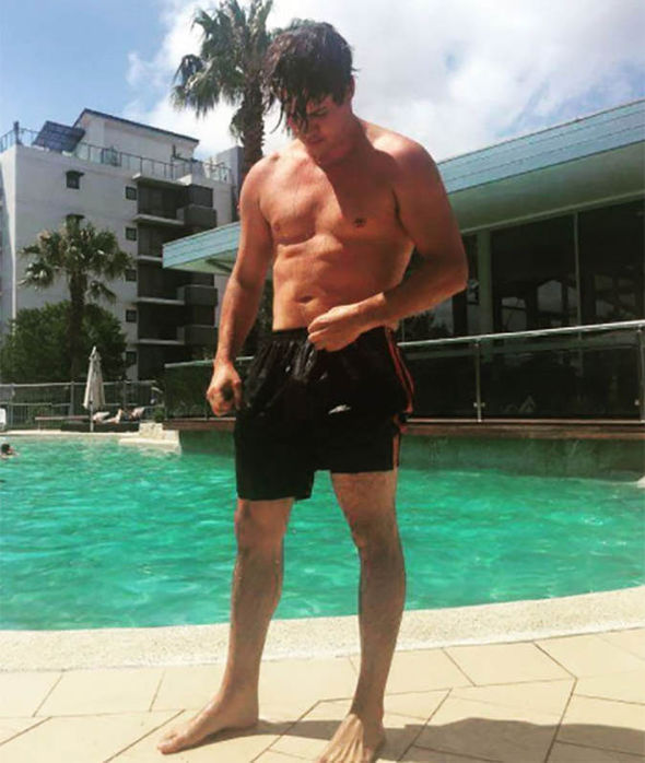 Johnny Ruffo: Former Home and Away star thanks fans after ...