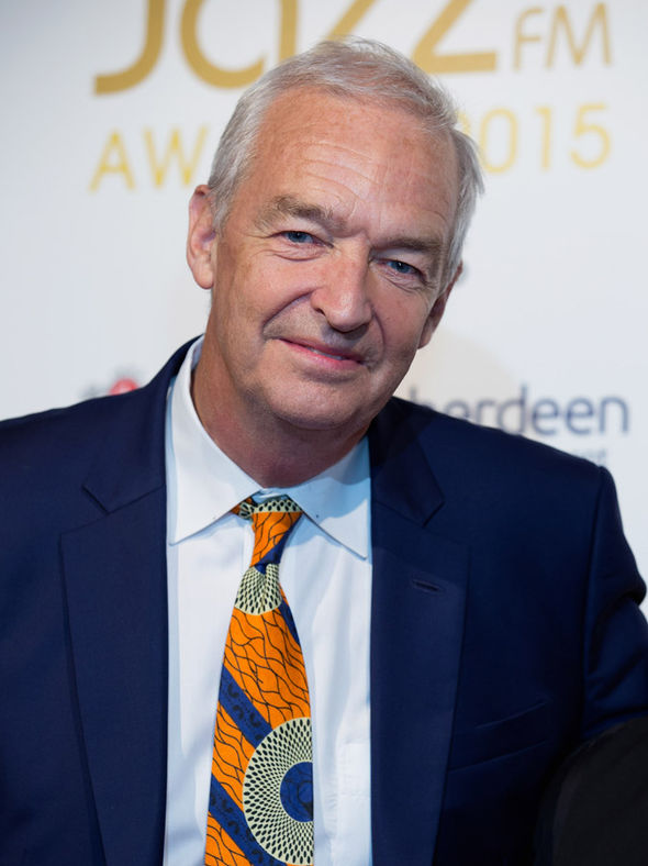 Channel 4 News anchor Jon Snow