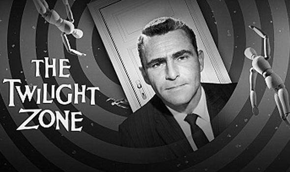 Image result for The Twilight Zone tv show