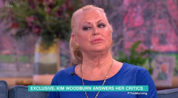 Kim Woodburn