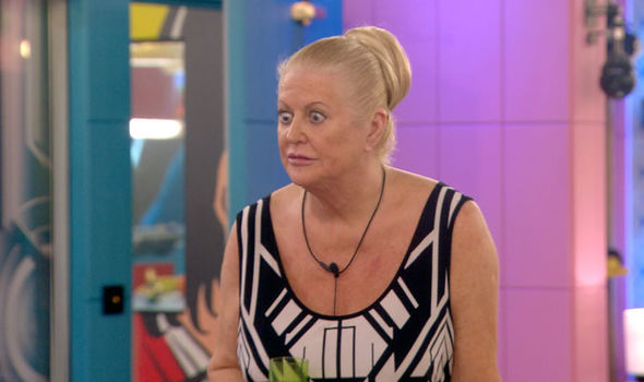 Kim Woodburn Celebrity Big Brother