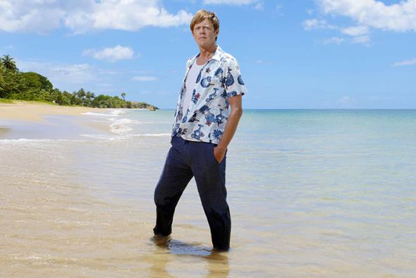 Kris Marshall Death in Paradise