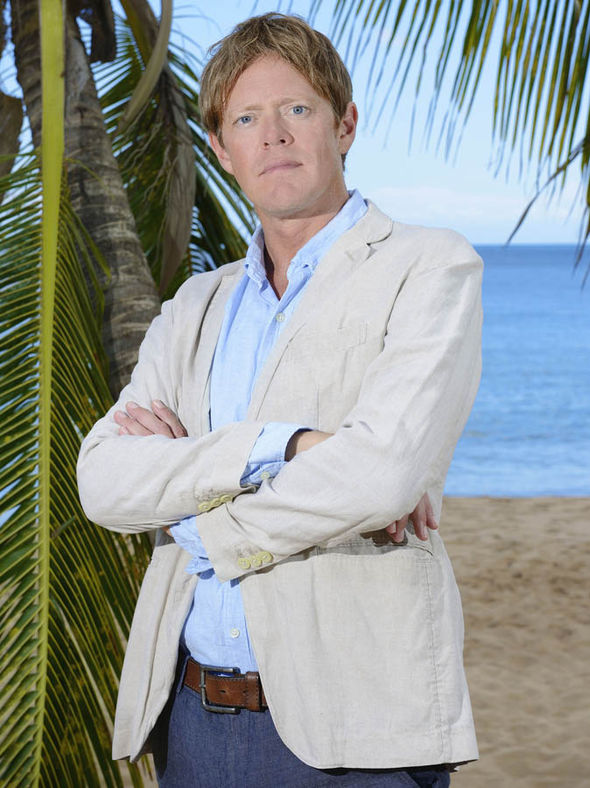 Kris Marshall as Detective Humphrey Goodman