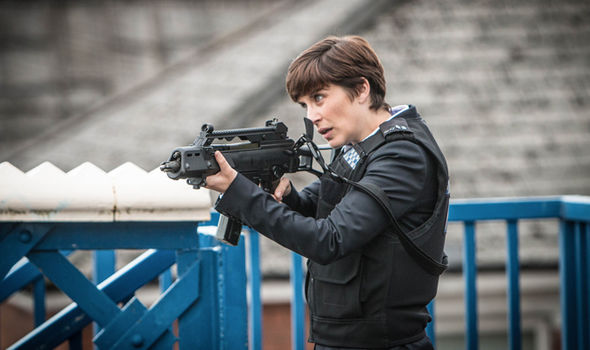 Kate came into her own in the finale as she played the action heroine