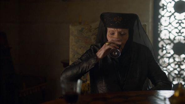 Lady Olenna Tyrell ensured she had the last word