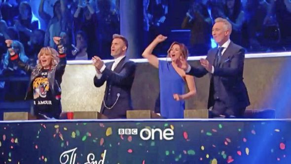 Let It Shine Lulu on Gary Barlow's BBC show