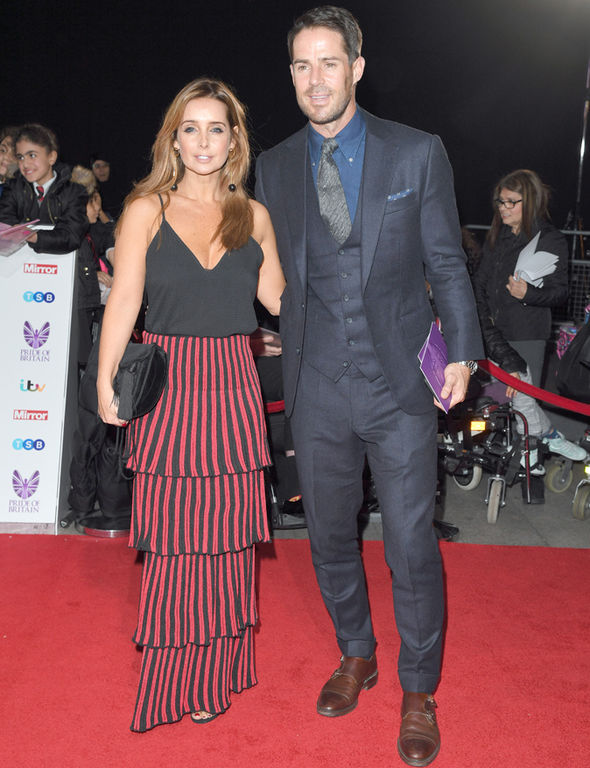Loose Women Strictly Come Dancing Louise Redknapp Jamie Redknapp