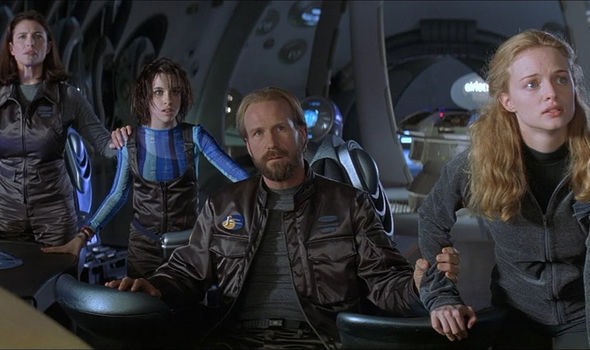 Lost In Space movie 1998