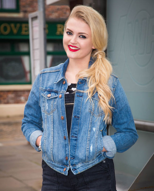 Lucy Fallon currently plays Bethany Platt