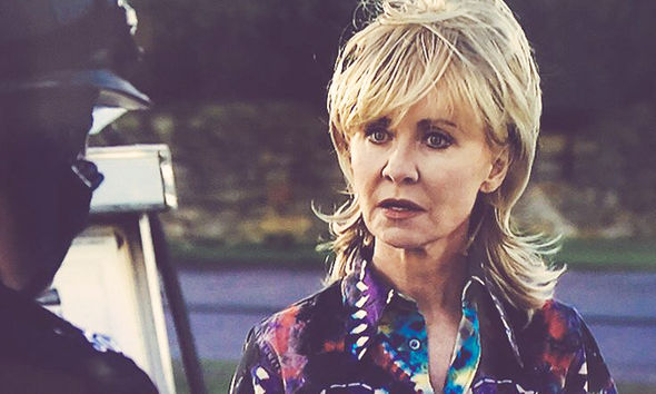 Lulu in ITV's Heartbeat