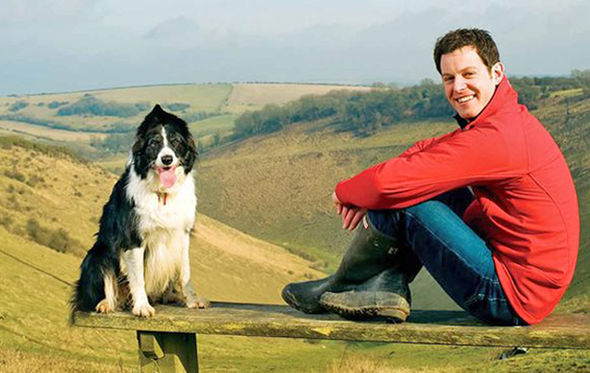 Matt Baker reveals Meg the dog caused TOTAL CHAOS on Blue Peter