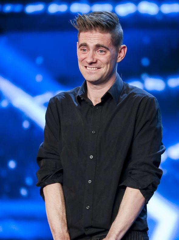 Golden Buzzer act Matt Edwards will perform this evening