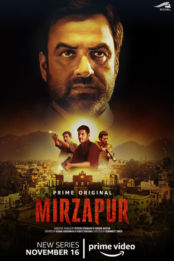 Mirzapur season 2 release date: Has Amazon Prime series been ...