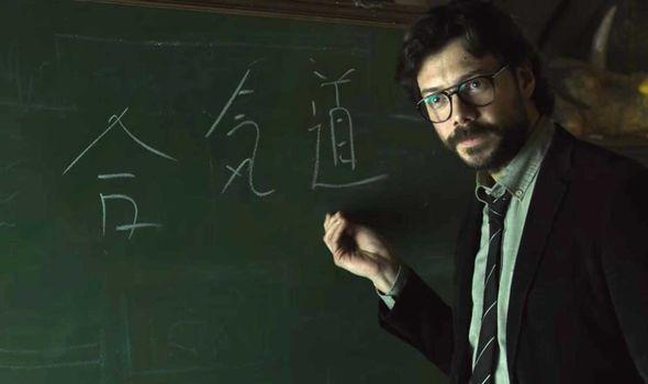 Money Heist Season 3 What Does Aikido Mean In La Casa De Papel