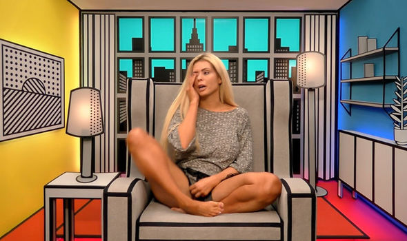 Nicola McLean Celebrity Big Brother