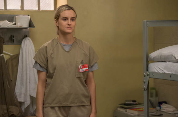 Orange is the New Black: Piper in season 4
