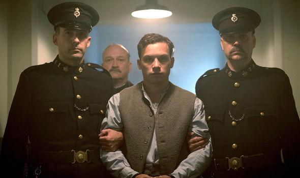 Finn Cole as Michael Gray in Peaky Blinders season 4
