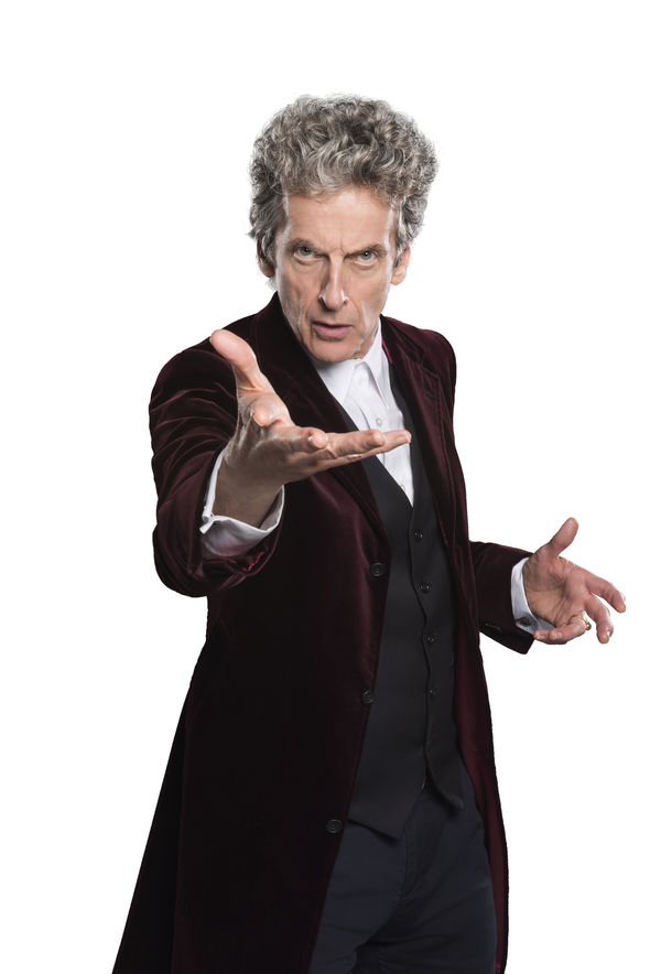 Peter Capaldi is quitting Doctor Who