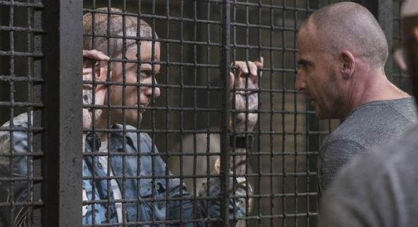 Scofield yagarutse mu gice gishya cya Prison Break 5