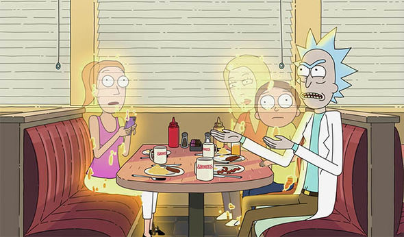 Rick and Morty season 3 next episode online