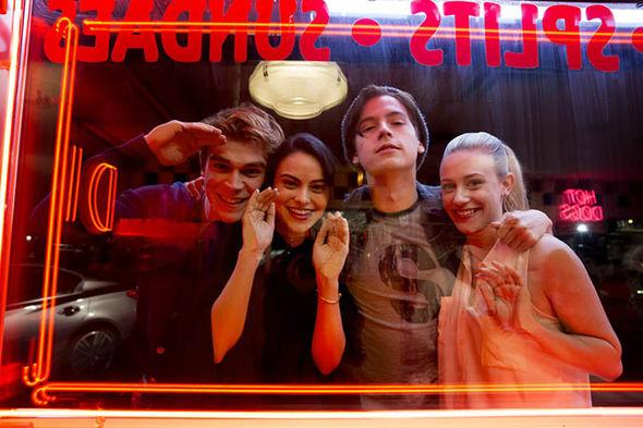Riverdale season two on Netflix