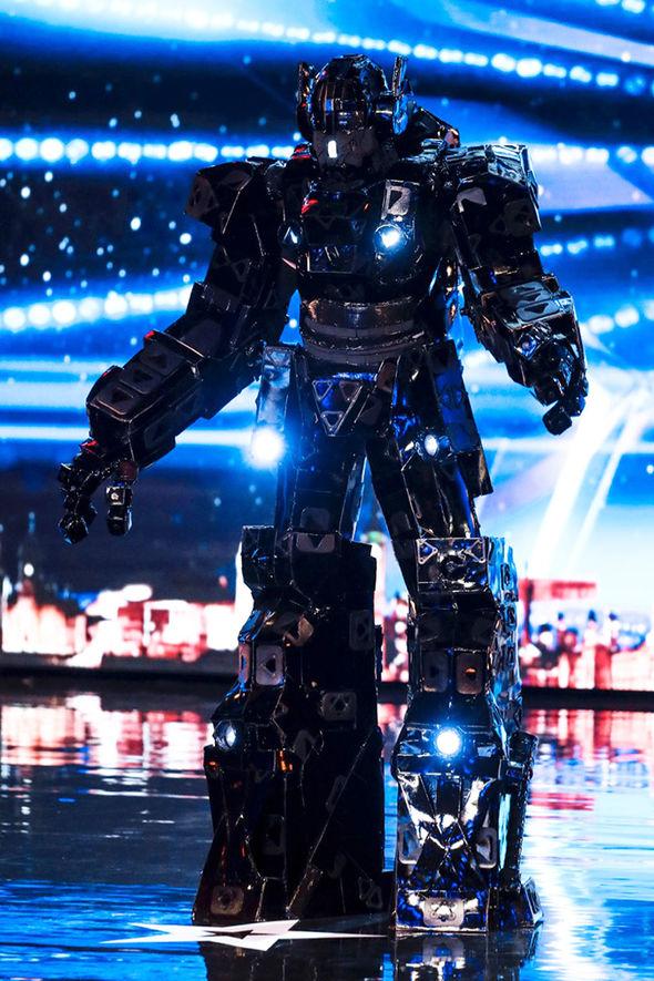 Robot BGT