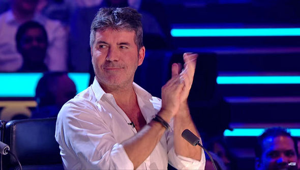 Simon Cowell Britain's Got Talent Ned Woodman