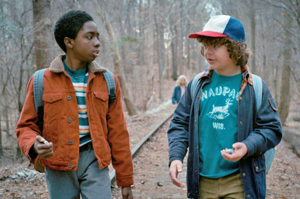 Stranger Things season 2 is currently in production