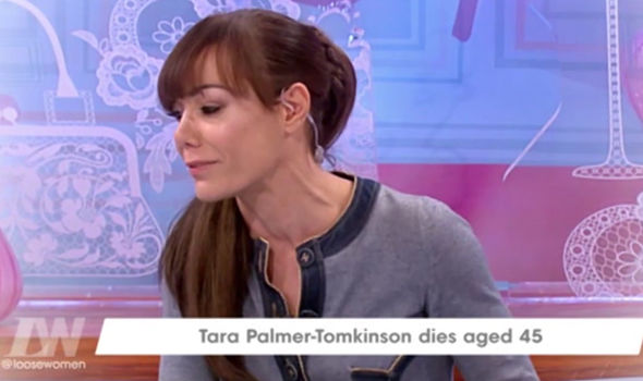 "The Loose Women were not the only one to share their tributes and memories about the troubled star, This Morning presenter Holly Willoughby said: ""She"