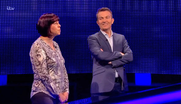 The Chase Sam speaks with 'crush' Mark Labbett