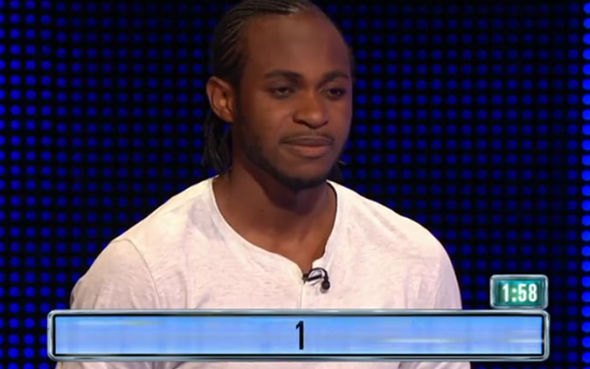 The Chase contestant Jason loses