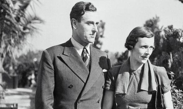 Lord Mountbatten wife: Who was Mountbatten's wife? | TV ...