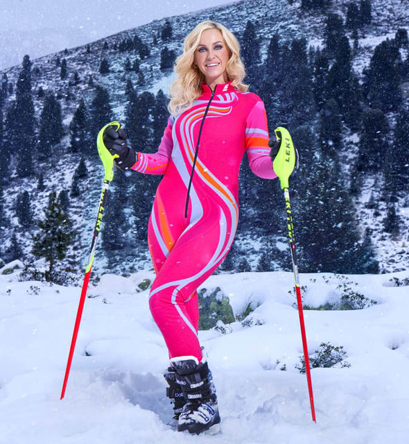 The Jump 2017: Josie Gibson