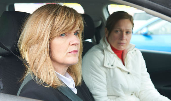 Siobhan Finneran in The Moorside