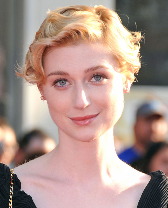 The Night Manager Elizabeth Debicki