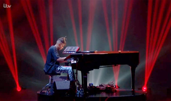 Tokio Myers impressed viewers with his piano skills on Britain's Got Talent