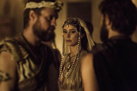 Image result for bbc drama troy