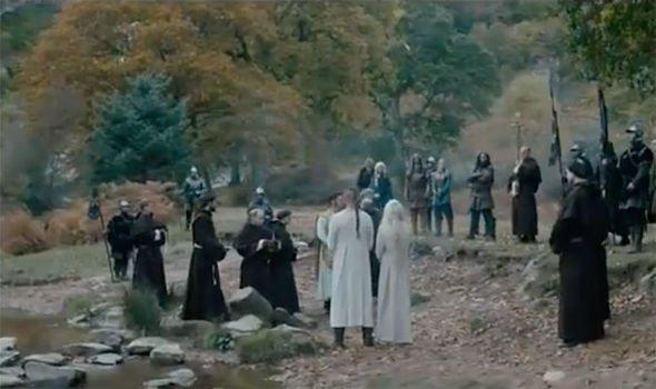 Vikings temporada 5 episodio 13 promo: Un bautismo