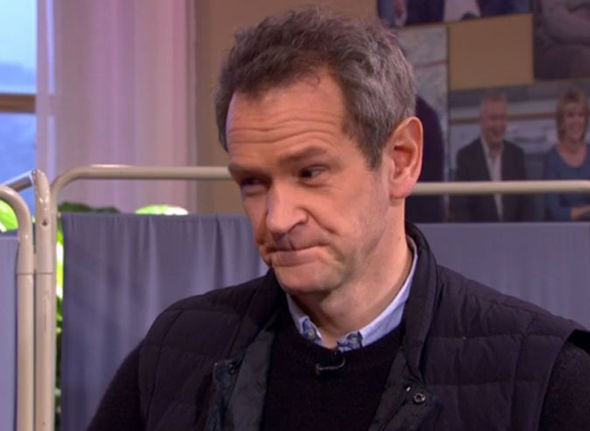 Alexander Armstrong This Morning