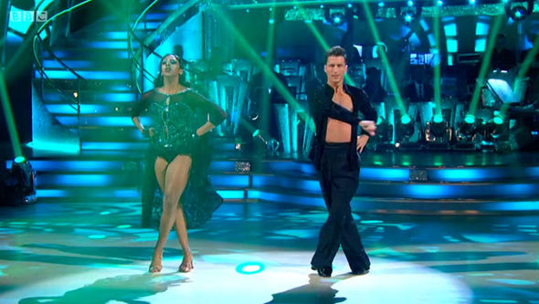 Strictly Come Dancing 2017: Alexandra Burke suffers ...