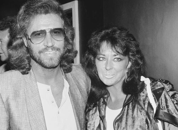 Barry and Linda Gibb