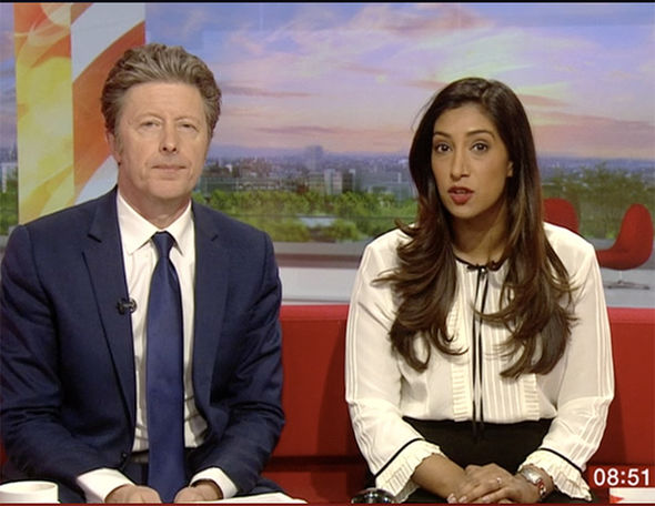 BBC Breakfast: Viewers stunned by unbelievable coincidence ...