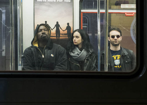 Image result for the defenders netflix jessica jones