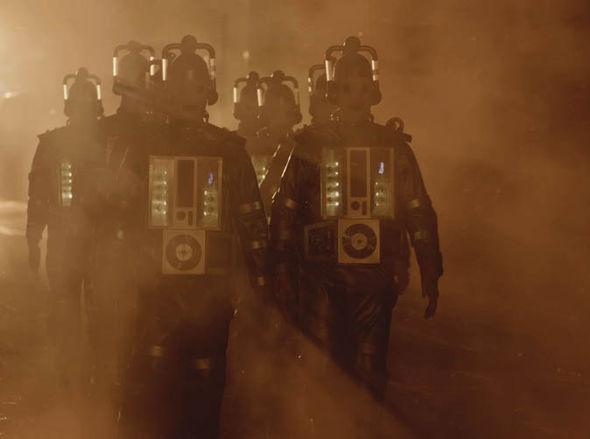 Doctor Who: Mondasian Cybermen